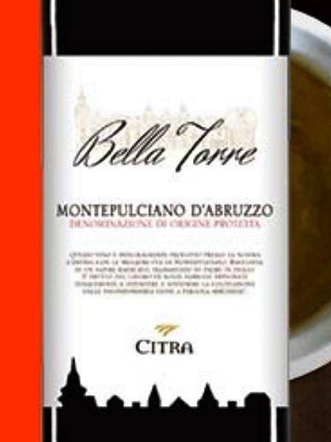 Citra Bella Torre Montepulciano d'Abruzzo(チトラ ベッラ・トッレ モンテプルチアーノ・ダブルッツォ)