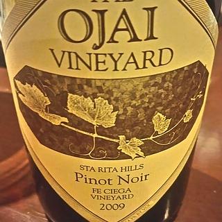 The Ojai Vineyard Pinot Noir Fe Ciega Vineyard