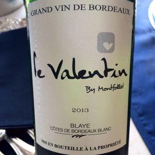 Ch. MontfolletLe Valentin by Blanc