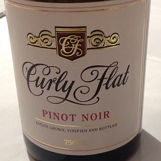 Curly Flat Pinot Noir
