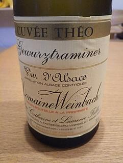 Dom. Weinbach Gewürztraminer Cuvée Theo
