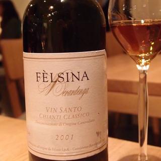 Fèlsina Vin Santo Chianti Classico