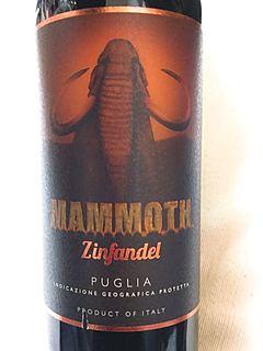 Mammoth Zinfandel