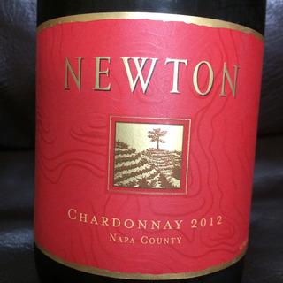 Newton Red Label Chardonnay Napa County