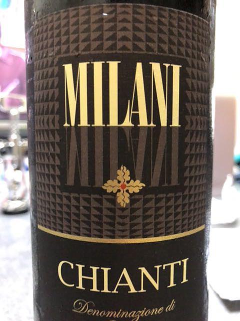 Milani Chianti(ミラニ ネロ キャンティ)