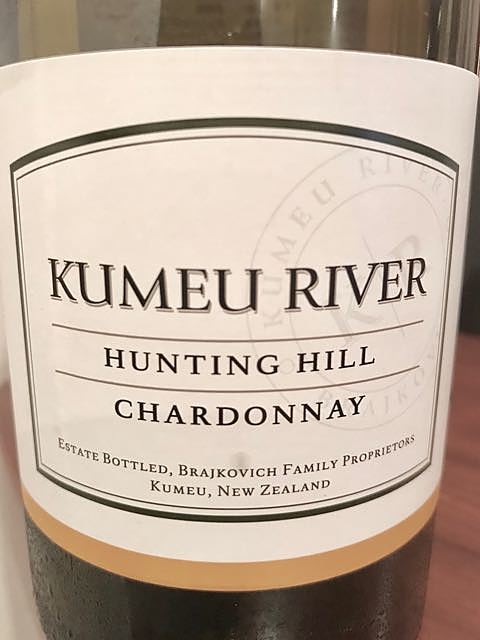 Kumeu River Hunting Hill Chardonnay(クメウ・リヴァー ハンティング・ヒル シャルドネ)