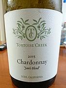 Tortoise Creek Chardonnay Jam's Blend(2015)