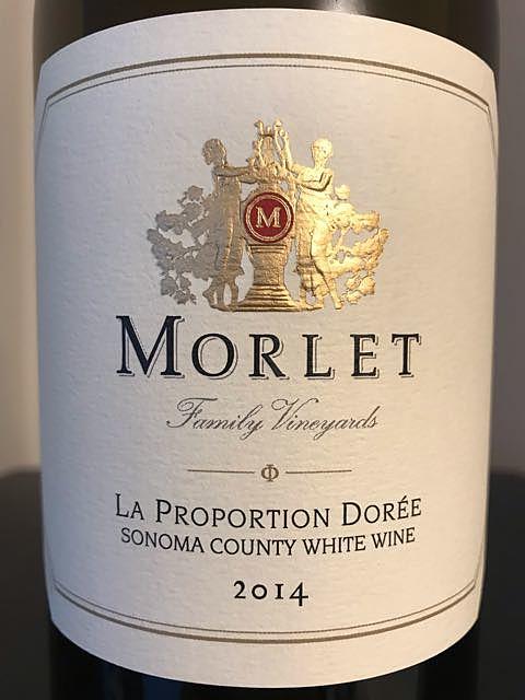 Morlet La Proportion Dorée
