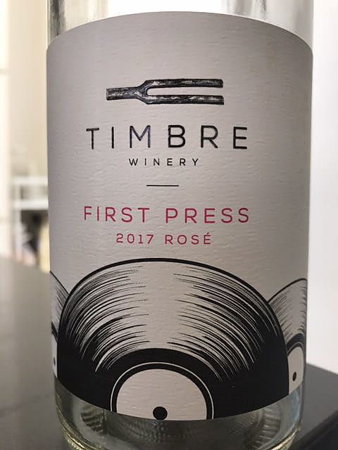 Timbre Winery First Press Rosé(ティンブレ・ワイナリー ファースト・プレス ロゼ)