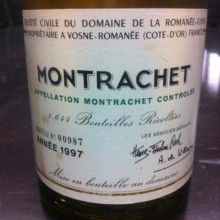 Dom. de La Romanée Conti Montrachet
