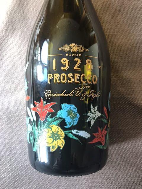 Cavicchioli 1928 Prosecco(カビッキオーリ プロセッコ)