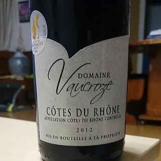 Dom. Vaucroze Côtes du Rhône