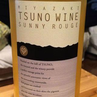 Tsuno Wine Sunny Rouge