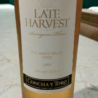 Concha y Toro Late Harvest Reserve Privada Sauvignon Blanc