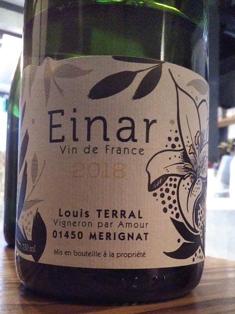 Louis Terral Einar(ルイ・テラル アイナー)