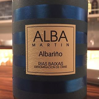 Alba Martín Albariño
