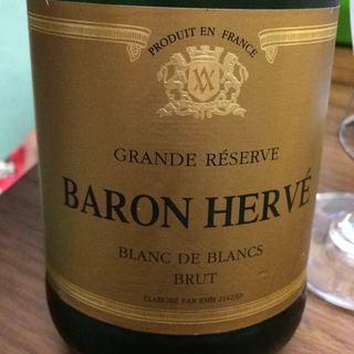 Baron Hervé Blanc de Blancs Brut Grand Reservé
