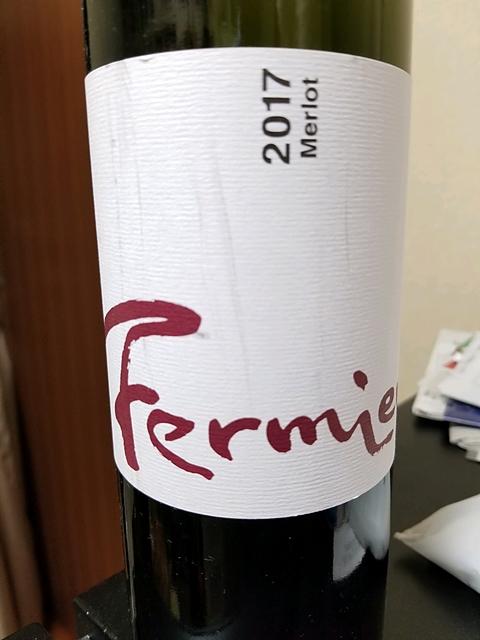 Fermier Merlot(フェルミエ メルロー)