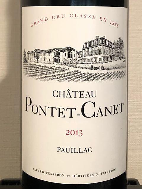 Ch. Pontet Canet