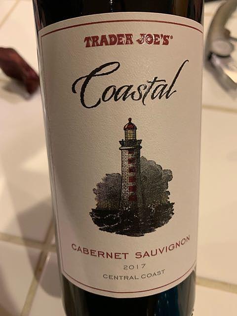 Trader Joe's Coastal Cabernet Sauvignon