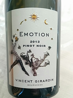 Vincent Girardin Emotion Pinot Noir
