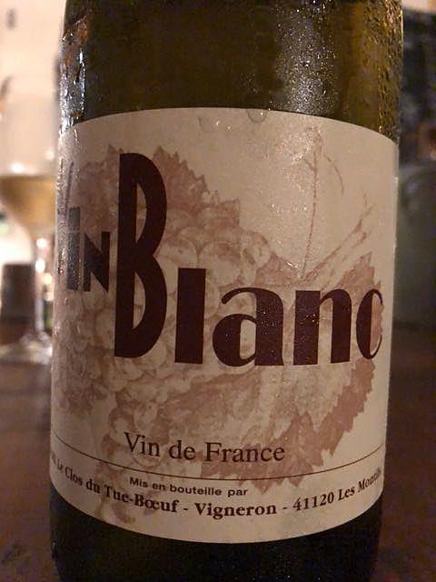 Le Clos du Tue Boeuf Vin Blanc Le P'tit Blanc de Tue Boeuf(ル・クロ・デュ・テュエ・ブッフ ヴァン・ブラン ル・プティ・ブラン・ド・テュエ・ブッフ)