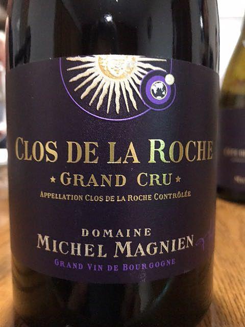 Dom. Michel Magnien Clos de la Roche Grand Cru