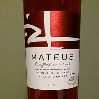 Mateus Rosé Expressions Delightfully Dry