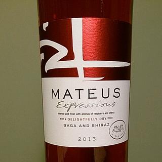 Mateus Rosé Expressions Delightfully Dry(マテウス・ロゼ エクスプレッション ディライトフリー・ドライ)