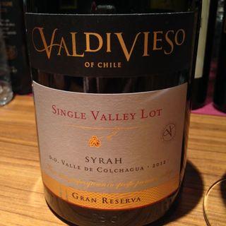 Valdivieso Single Valley Lot Syrah Gran Reserva