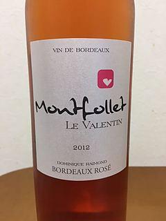 Le Valentin by Montfollet Rosé(ル・ヴァランタン バイ・モンフォール ロゼ)