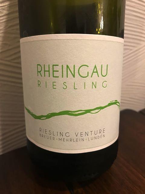 Rheingau Riesling Venture