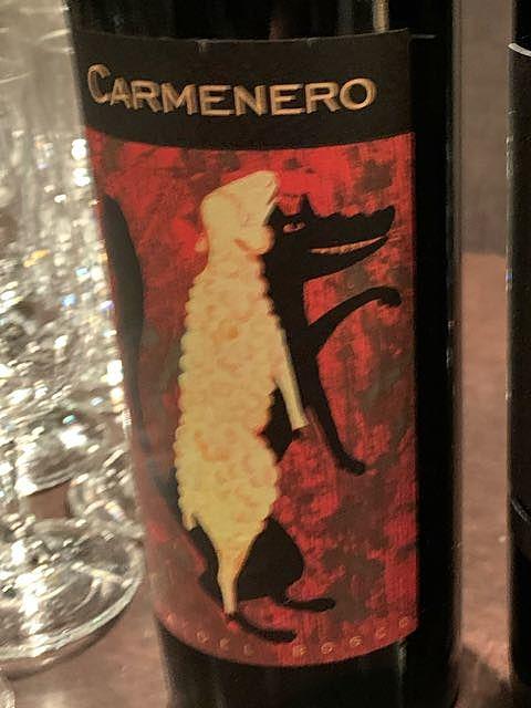 Ca' del Bosco Carmenero(カ・デル・ボスコ カルメネーロ)