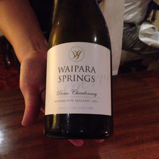 Waipara Springs Premo Chardonnay Reserve
