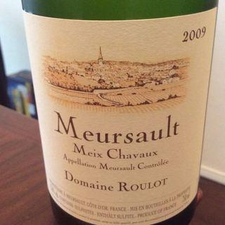 Dom. Roulot Meursault Meix Chavaux