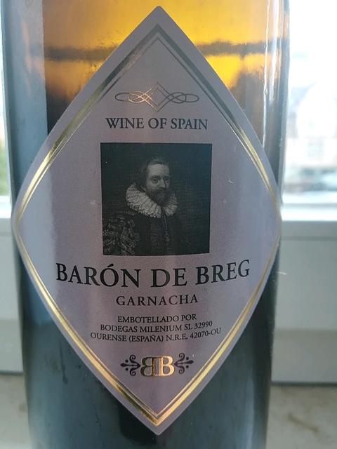 Barón de Breg Garnacha