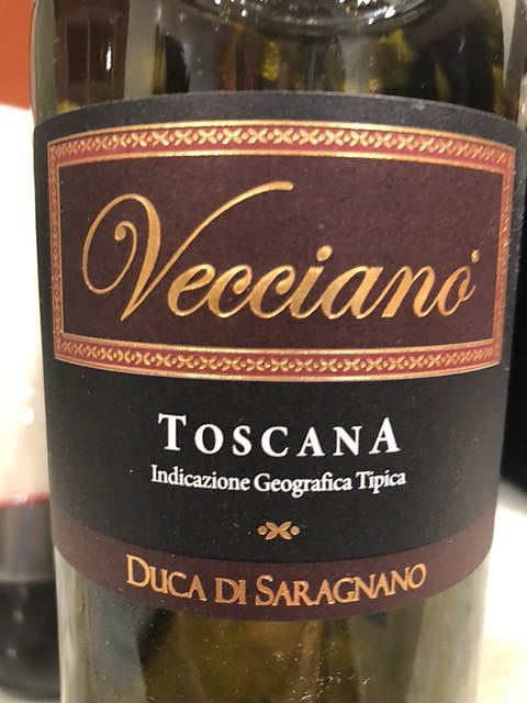 Duca di Saragnano Vecciano Toscana