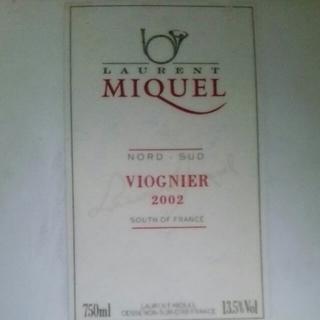 Laurent Miquel Viognier