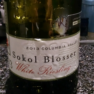 Sokol Blosser Columbia Valley White Riesling