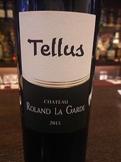 Ch. Roland La Garde Tellus(シャトー・ローラン・ラ・ギャルド テリュス)