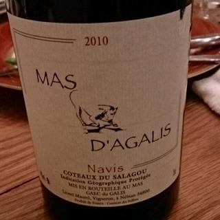 Mas d'Agalis Navis 2010