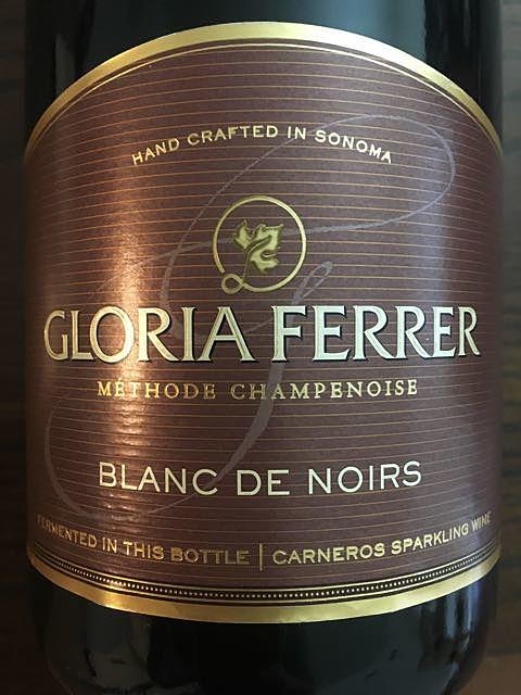 Gloria Ferrer Blanc de Noirs
