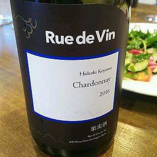 Rue de Vin Chardonnay