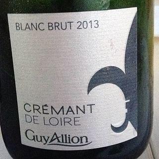 Guy Allion Crémant de Loire Blanc Brut