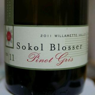 Sokol Blosser Pinot Gris Willamette Valley