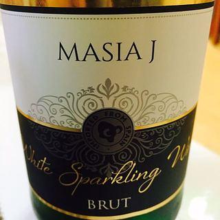 Masia J White Sparkling Wine Brut
