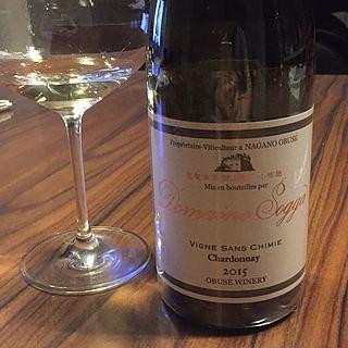 小布施ワイナリー Dom. Sogga Vignes Sans Chimie Chardonnay
