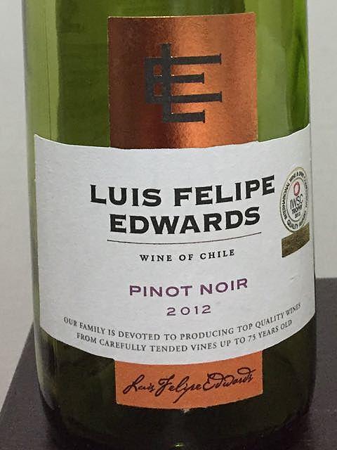 Luis Felipe Edwards Pinot Noir