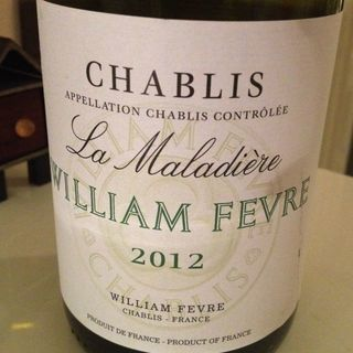 William Fèvre Chablis La Maladière