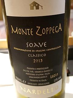 Nardello Monte Zoppega Soave Classico
